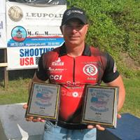 John Nagel at the 2014 US National Steel Championship